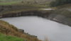 Probalby a flooded quarry