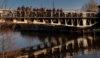 Reflections of Winnington Swing Bridge