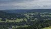 Chatsworth far below