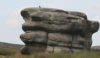Eagle Stone - which way would you climb it?