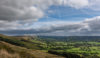 Glorious views over Hope valley