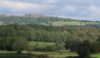 Lunchtime view including Crich Stand