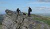 A random meeting on a rock